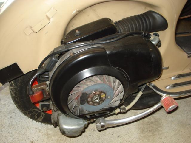 moteur vespa 150