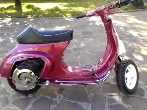 scooters vespa 50