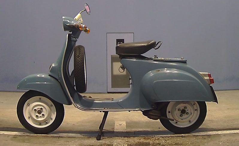 vespa 50 1974