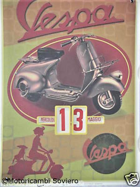 vespa 50 vintage