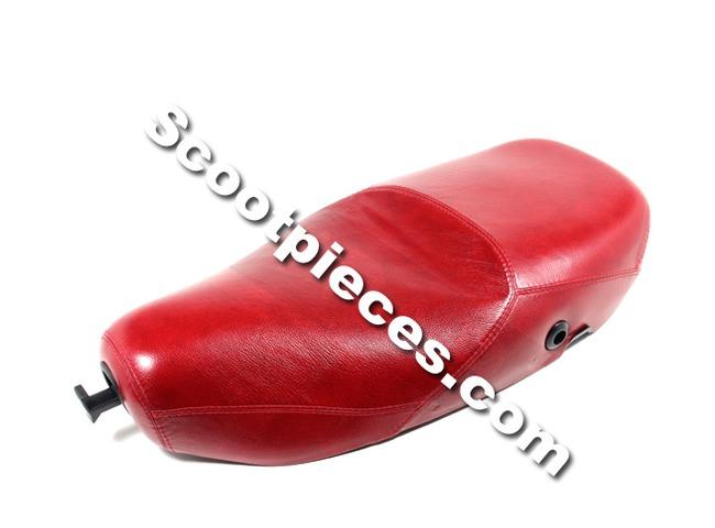 vespa lx 50 rouge